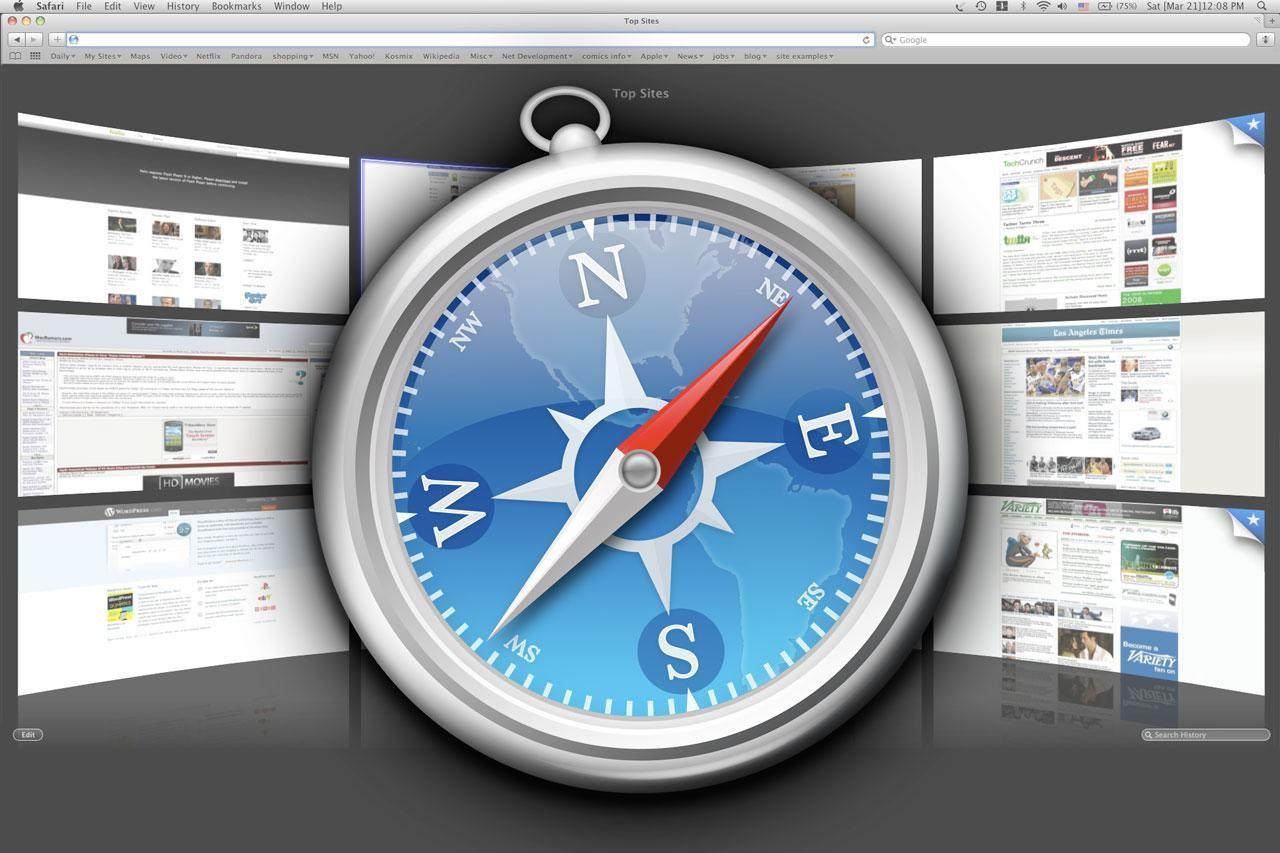 Safari от Apple